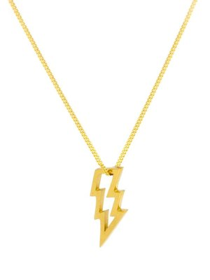 Laura Gravestock Struck Gold Necklace