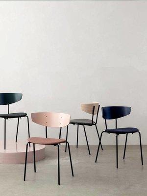 ferm LIVING Herman Chair Upholstered