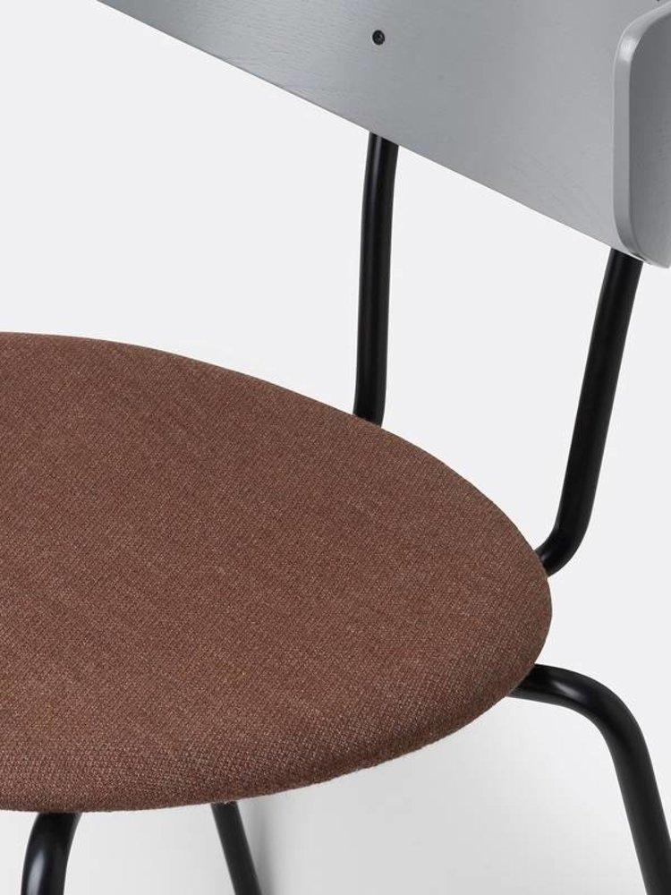 ferm LIVING ferm LIVING Herman Chair Upholstered - Black Legs