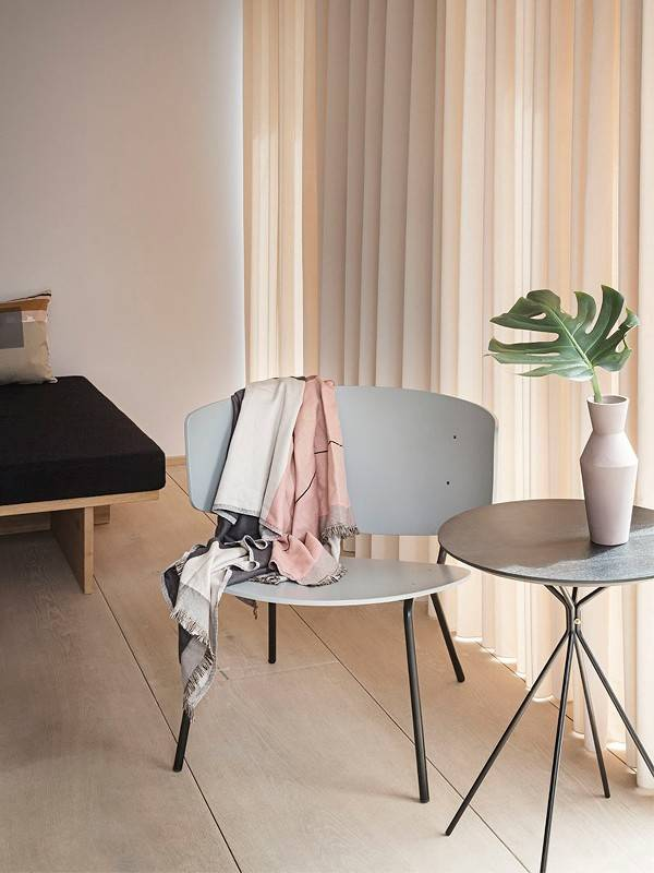 ferm LIVING ferm LIVING Herman Lounge Chair Grey