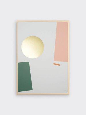 Tom Pigeon Tom Pigeon Balance Prints - Set of 3