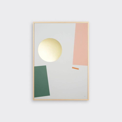 Tom Pigeon Balance 1 A2 Print