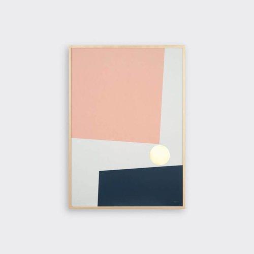 Tom Pigeon Balance 2 A2 Print