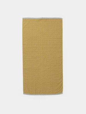 ferm LIVING Sento Hand Towel - Mustard
