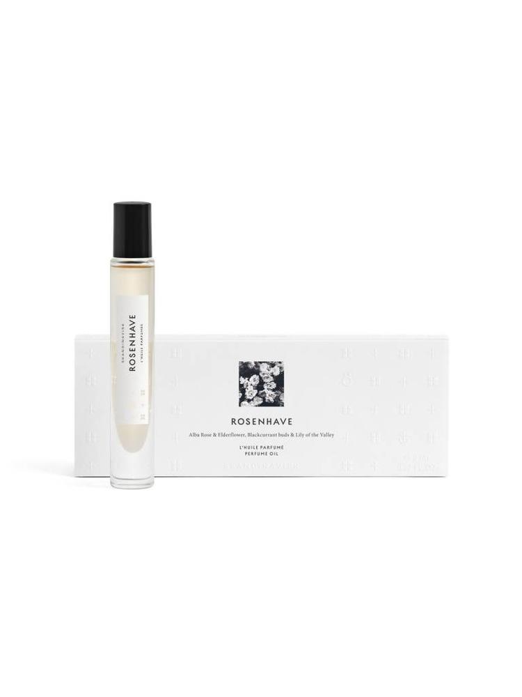 SKANDINAVISK Skandinavisk ROSENHAVE (Rose Garden) Perfume Oil 8ml