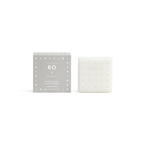 SKANDINAVISK RO Soap Bar 100g