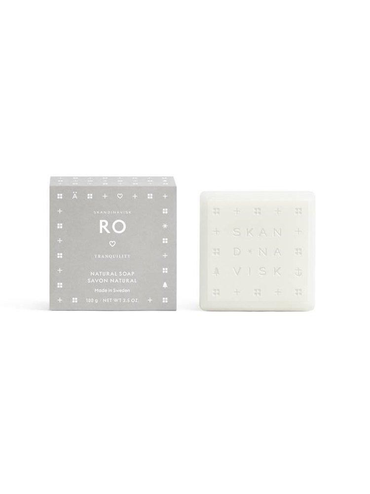 SKANDINAVISK Skandinavisk RO Soap Bar 100g