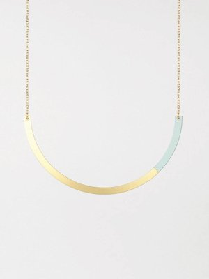 Tom Pigeon Tom Pigeon Form Necklace Circle