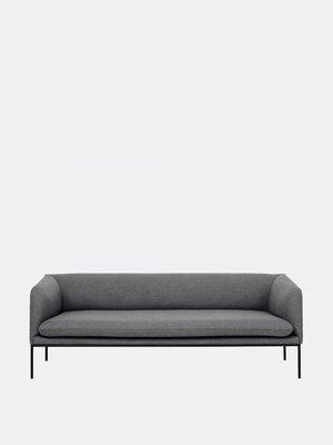 ferm LIVING ferm LIVING Turn Sofa 3 Seater - Fiord by Kvardrat