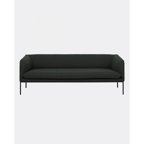 ferm LIVING Turn Sofa 3 Seater - Fiord by Kvardrat - 6 Colour Options