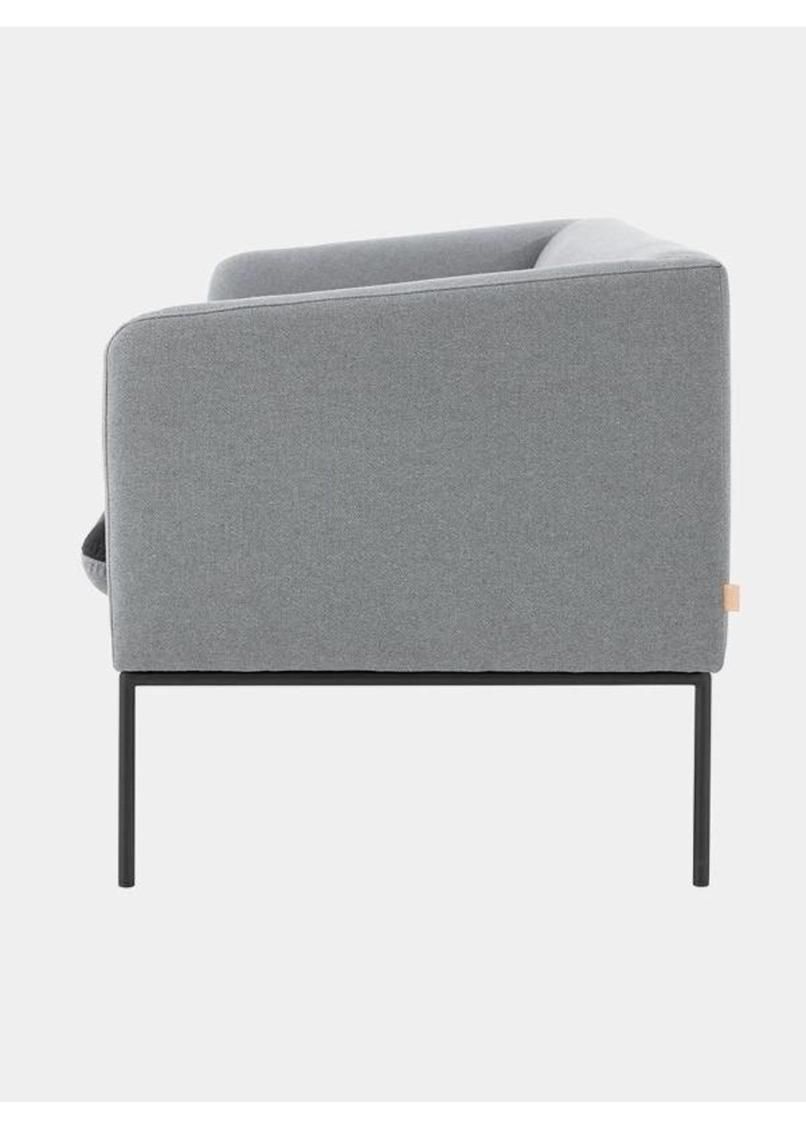 ferm LIVING ferm LIVING Turn Sofa - 2 Seater - Cotton
