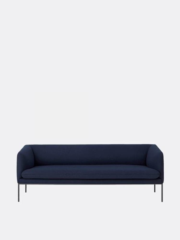 ferm LIVING ferm LIVING Turn Sofa 3 Seater - Wool