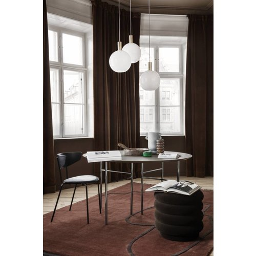 ferm LIVING Mingle Round Table Top Ø 130cm (Nine Colour Choices)