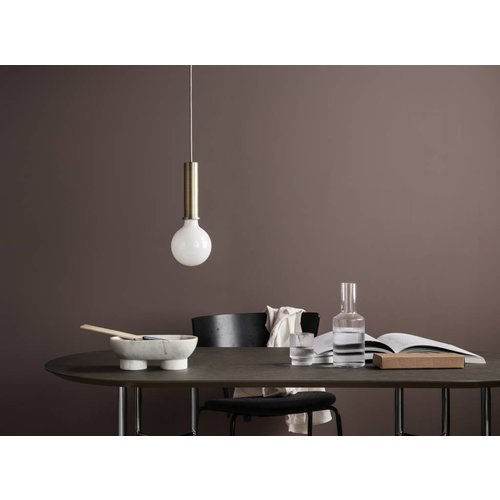 ferm LIVING Mingle Oval Table Top - 150cm (Six Colour Choices)