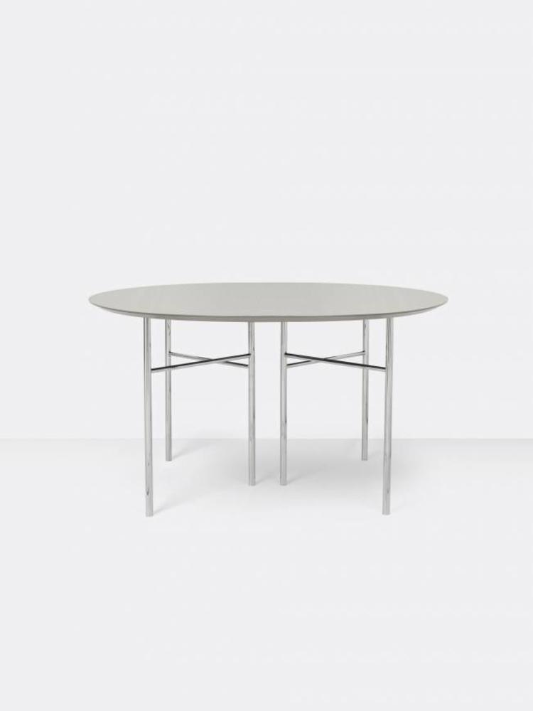 ferm LIVING ferm LIVING Mingle Round Table Top Ø 130cm
