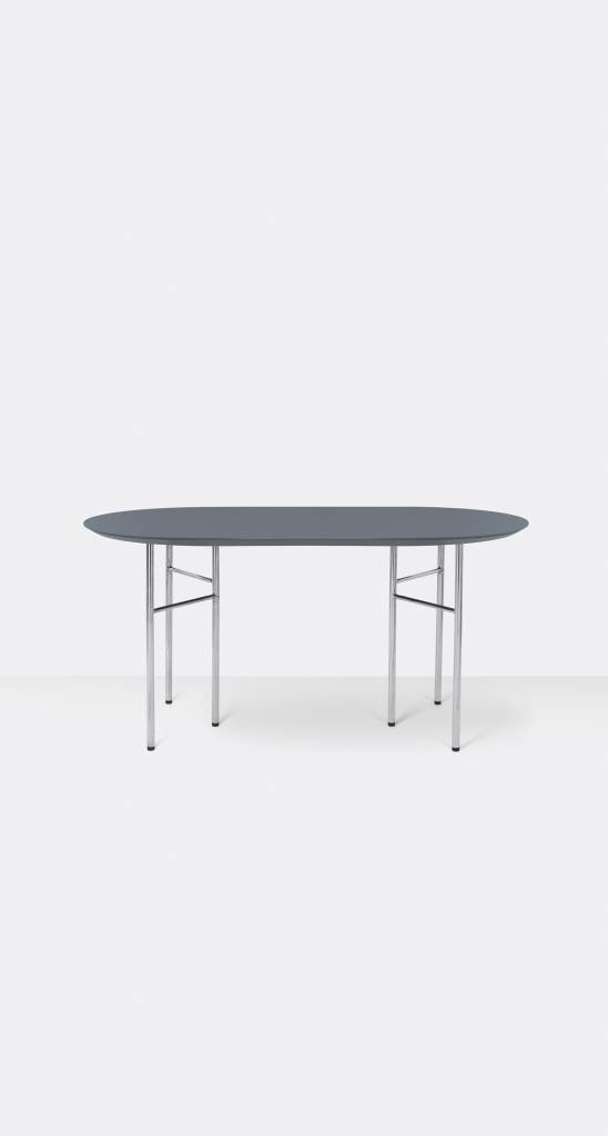 ferm LIVING ferm LIVING Mingle Oval Table Top - 150cm