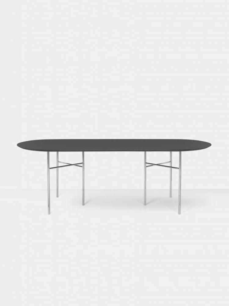 ferm LIVING ferm LIVING Mingle Oval Table Top - 220cm