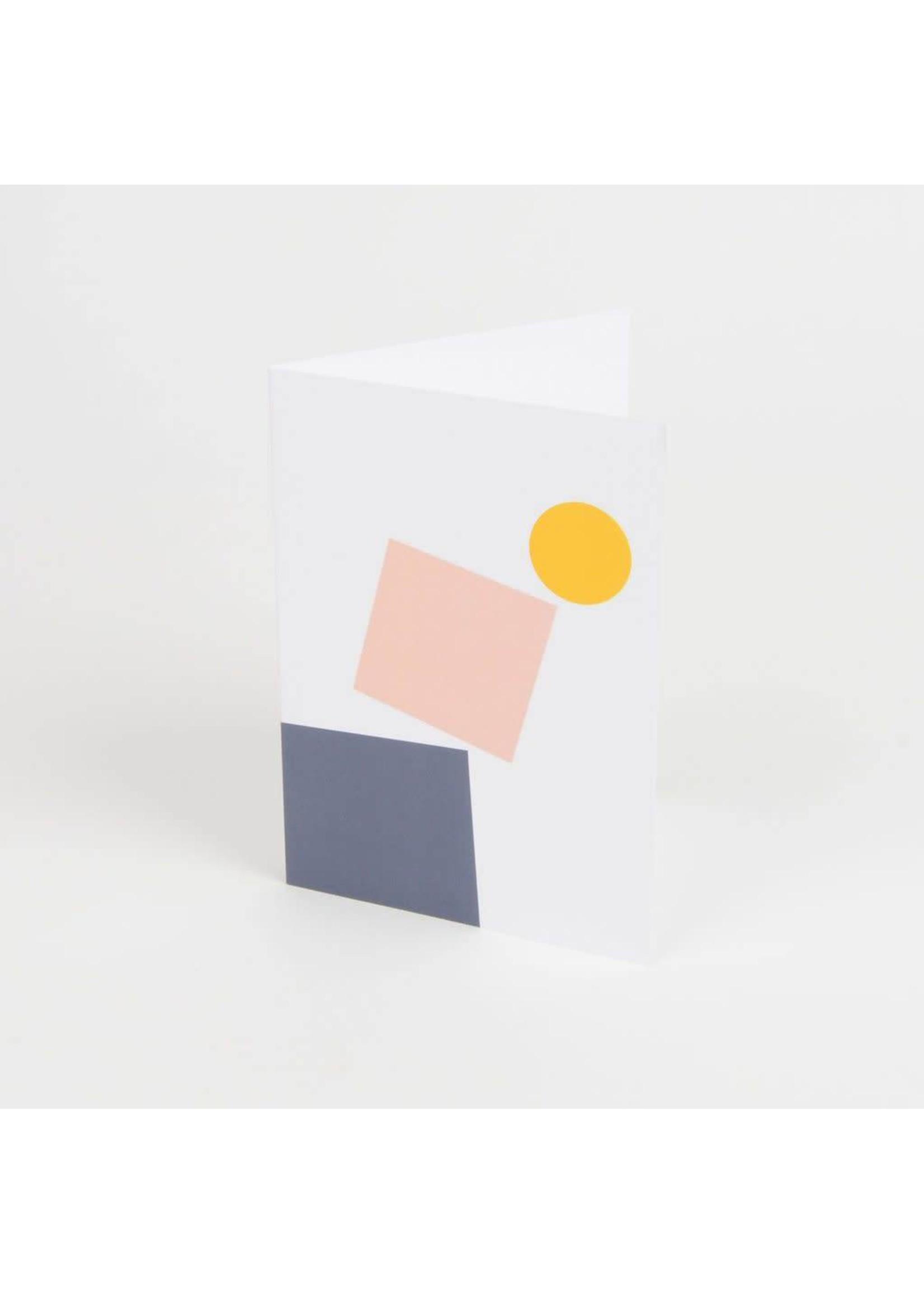 Tom Pigeon Tom Pigeon Balance 3 Card