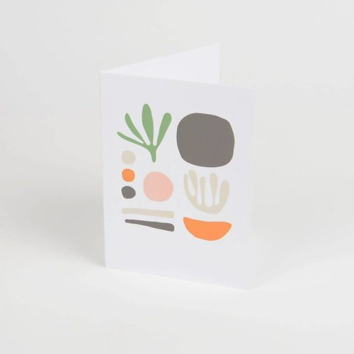 Tom Pigeon Seaweed 1 Card