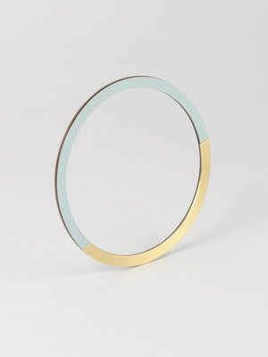 Tom Pigeon Form Circle Bangle - Five Colours