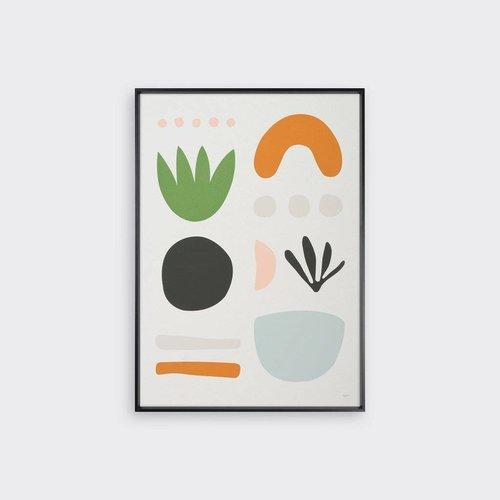 Tom Pigeon Seaweed 1 A2 Print