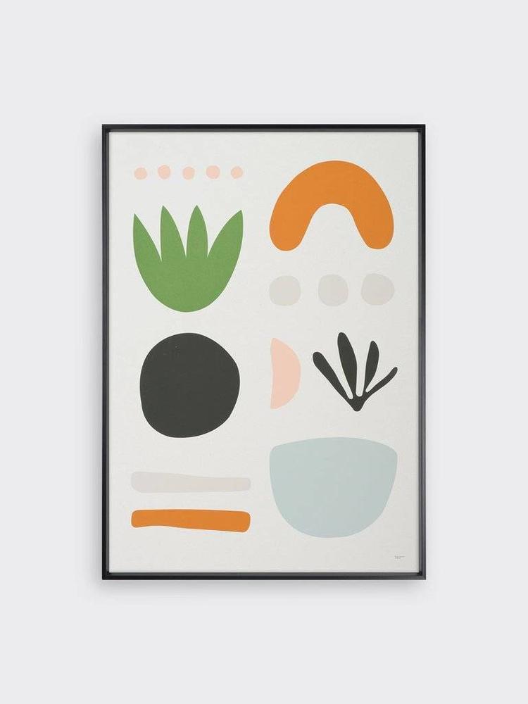 Tom Pigeon Tom Pigeon Seaweed 1 A2 Print