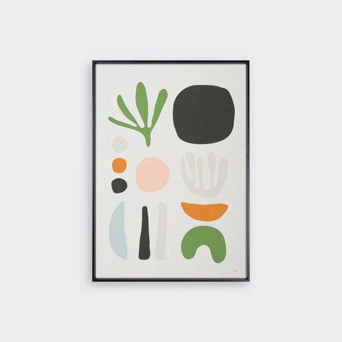 Tom Pigeon Seaweed 2 A2 Print