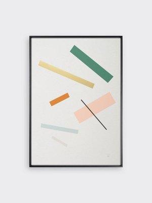 Tom Pigeon Drift A2 Print