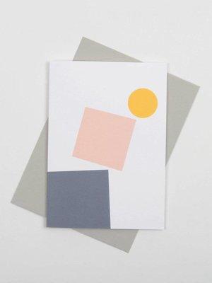 Tom Pigeon Balance 3 Card