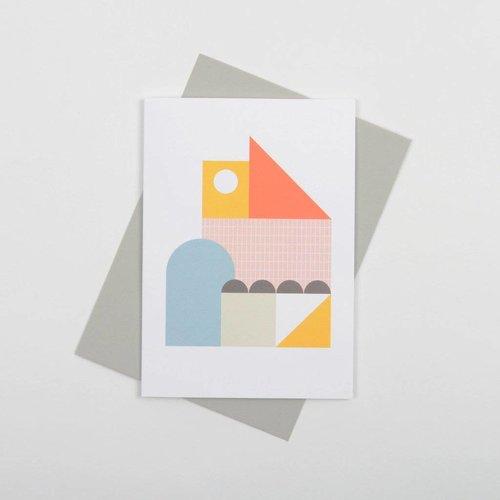 Tom Pigeon Explorer 3 Card