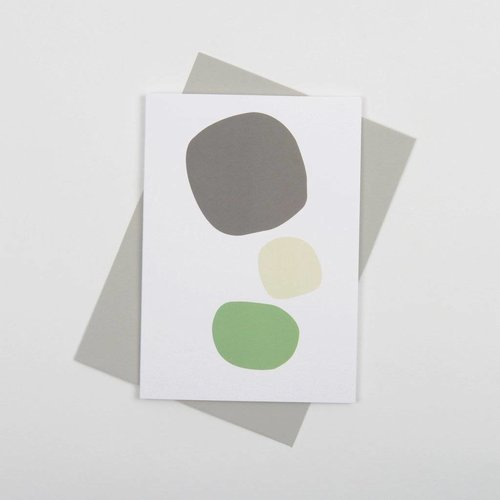 Tom Pigeon Seaweed 3 Card