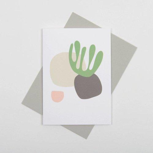 Tom Pigeon Seaweed 2 Card