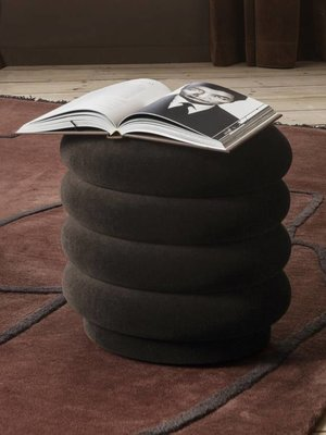 ferm LIVING Ferm Living Pouf Round - Small