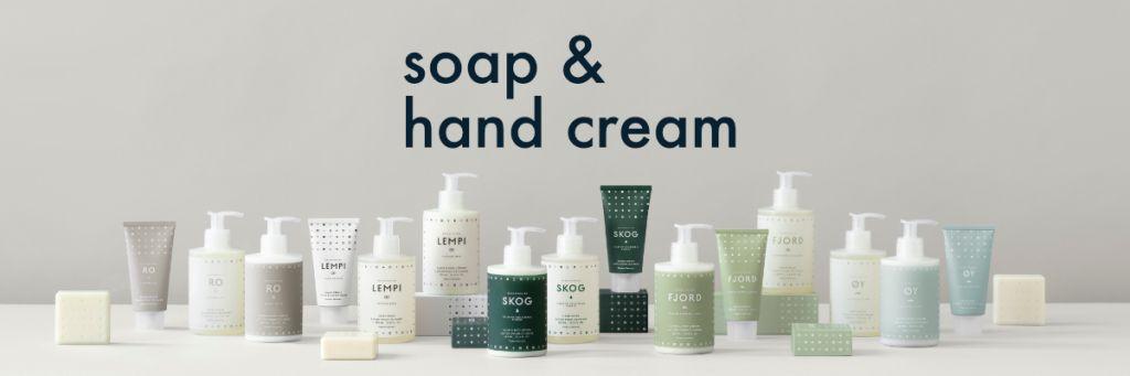 Soap & Hand Cream