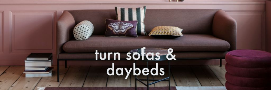 ferm LIVING Turn Sofa and Daybed