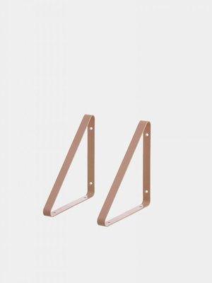 ferm LIVING Shelf Hangers - Rose