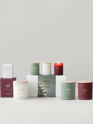 SKANDINAVISK Skandinavisk ÖNSKA Mini Candle Set
