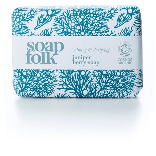 Soap Folk Juniper Berry Organic Soap