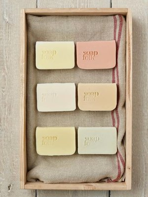 Soap Folk Soap Folk Rose Geranium Organic Soap