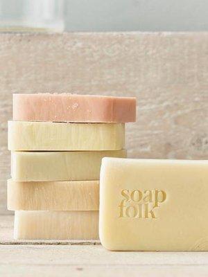 Soap Folk Soap Folk Organic Set of 6 Soap Collection Box