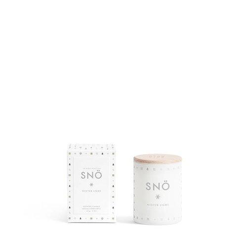 SKANDINAVISK SNO Scented Candle - 60 gr
