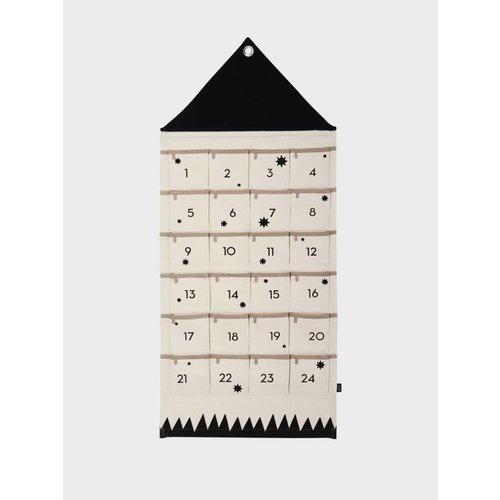 ferm LIVING House Christmas Advent Calendar