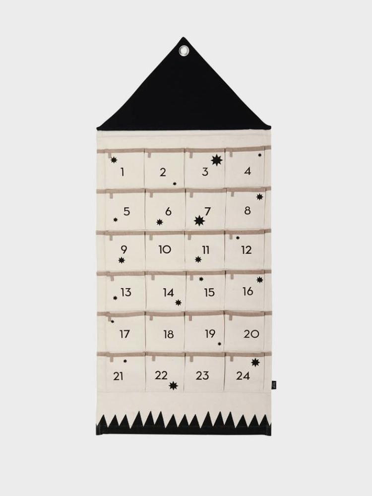 ferm LIVING Ferm Living House Christmas Advent Calendar
