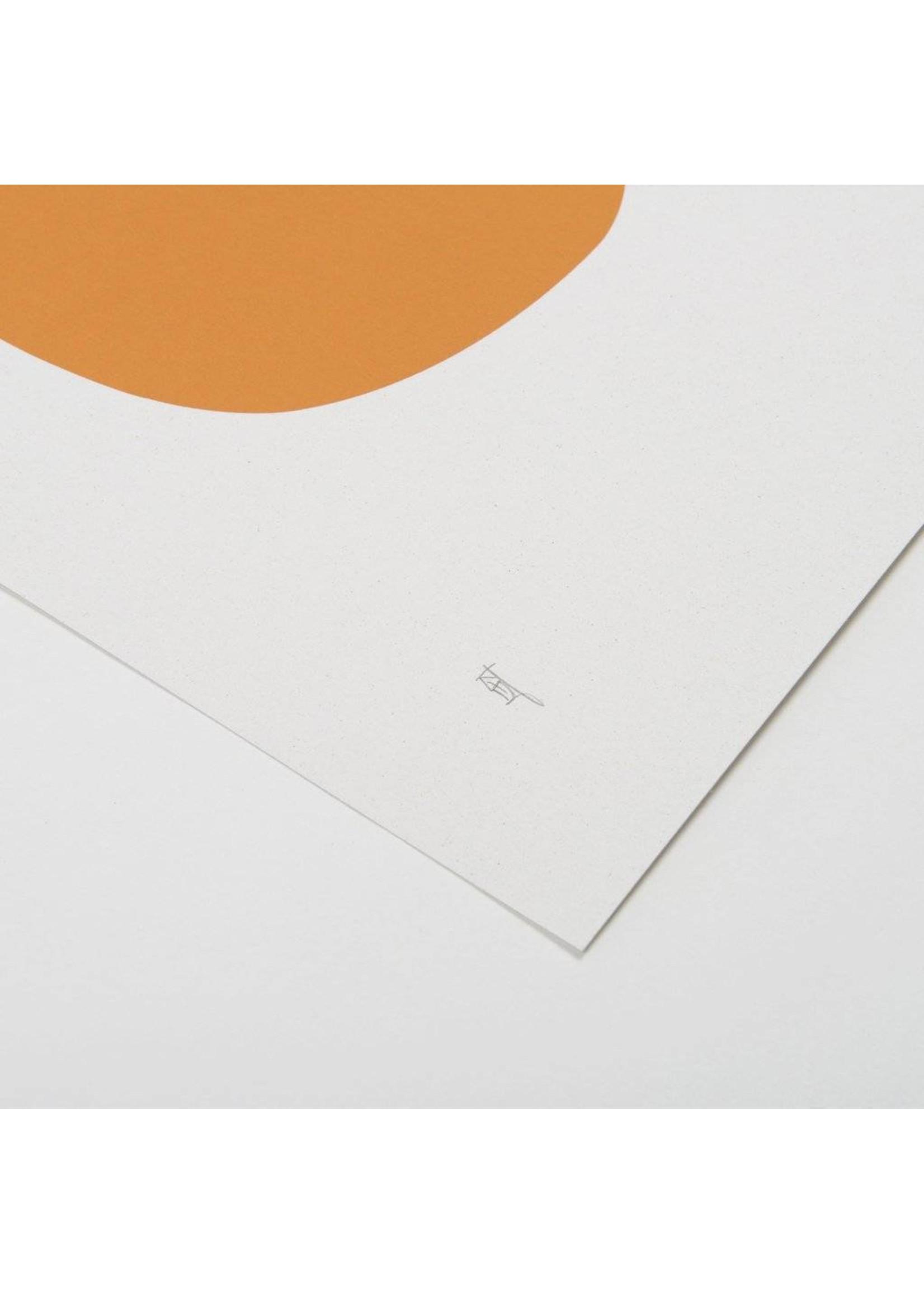 Tom Pigeon Tom Pigeon Cobble Pair Prints - A2