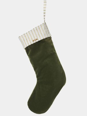 ferm LIVING Ferm Living Velvet Christmas Stocking