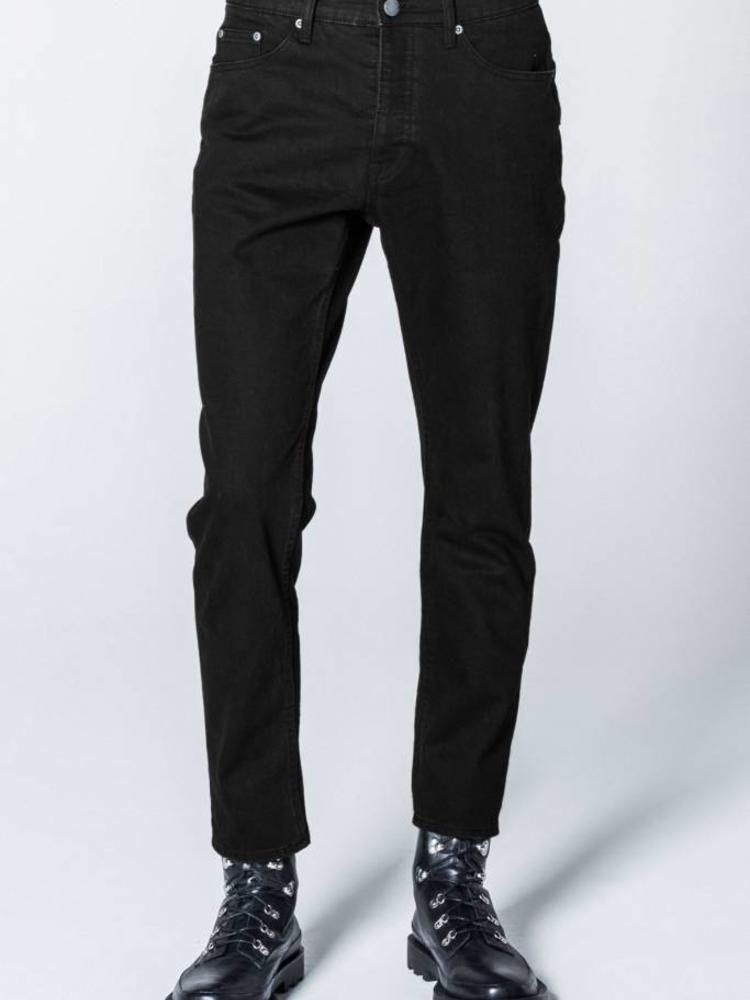 Cheap Monday Cheap Monday In Law Black Denim Jeans