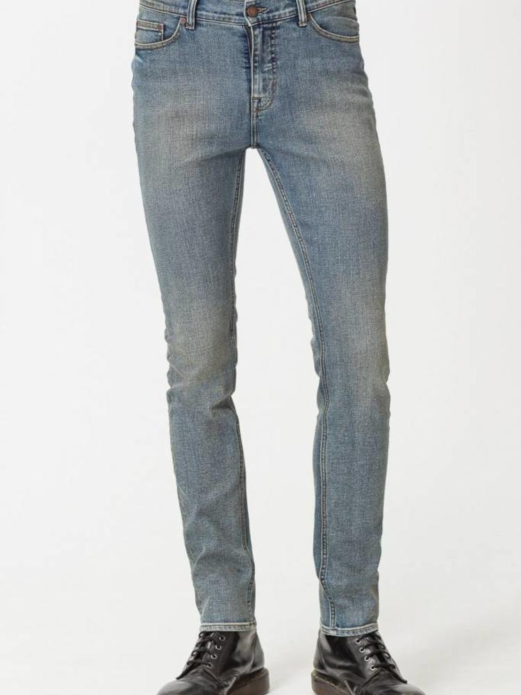miglior sito web a8631 24298 Cheap Monday Cheap Monday Sonic Blur Blue Denim Jeans