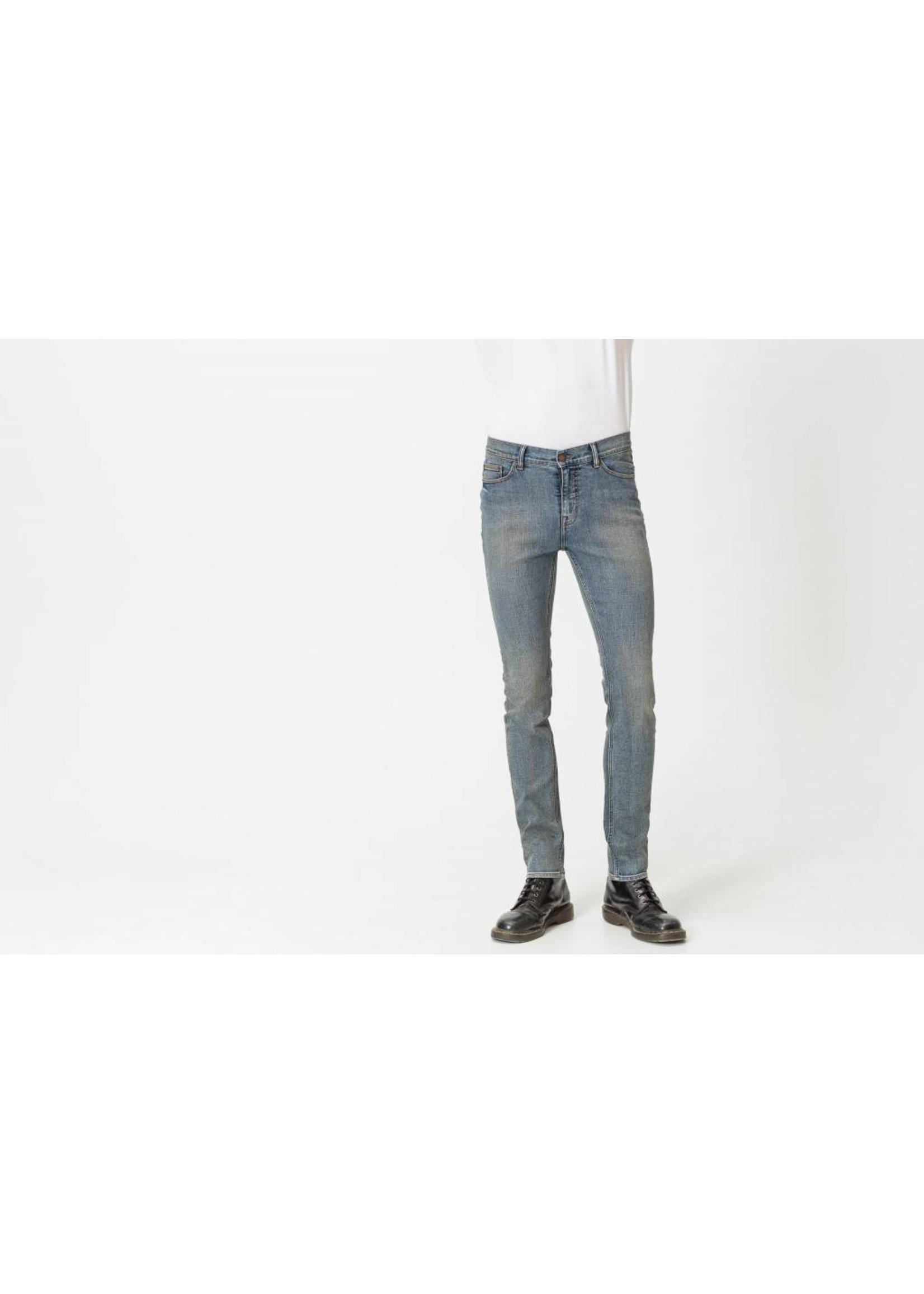 Cheap Monday Sonic Blur Blue Denim Jeans