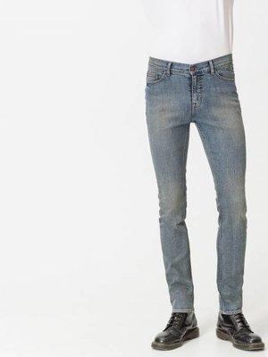 Cheap Monday Cheap Monday Sonic Blur Blue Denim Jeans