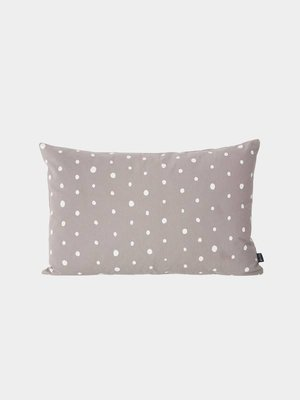 ferm LIVING Dotted Grey Cushion